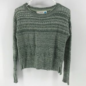 Anthropologie Sparrow Wool Mohair Sweater Pullover